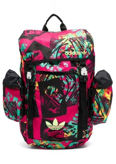 Adidas Adventure Toploader Cordura backpack