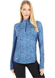Adidas AEROREADY UV 50+ Long Sleeve Polo Shirt
