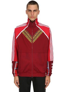 Adidas Afro Hu Tt Fz Track Jacket