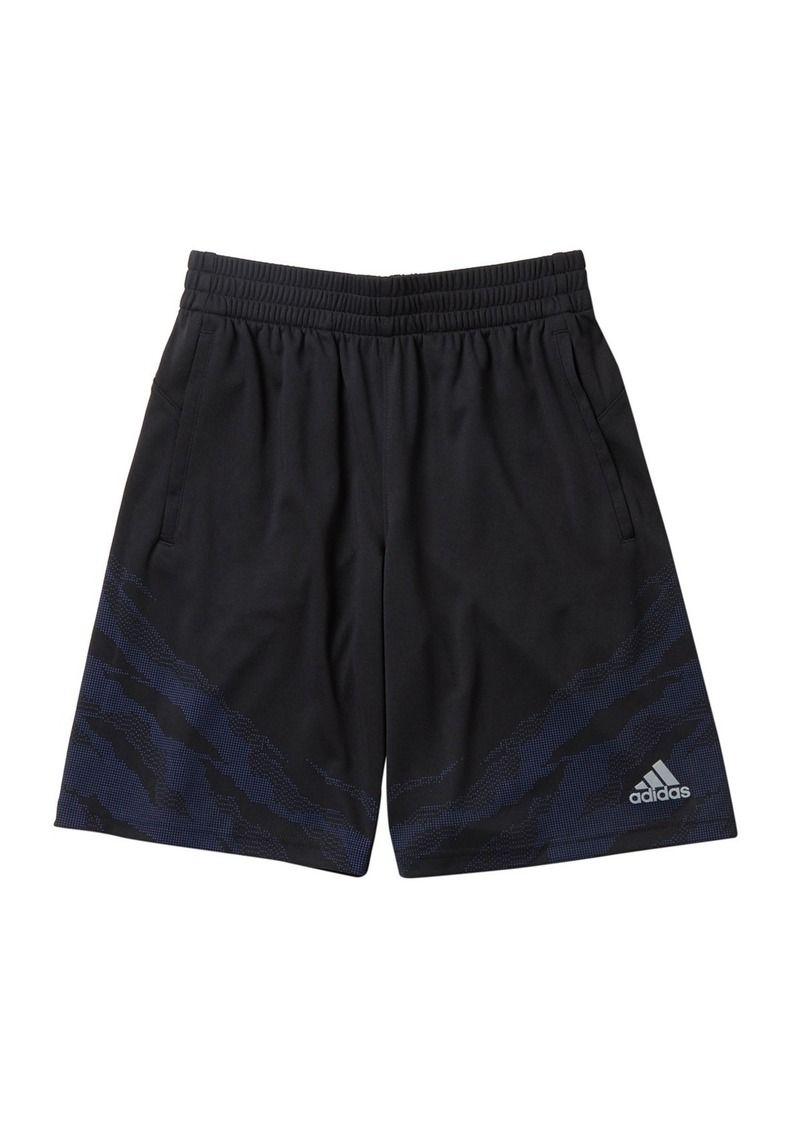 Adidas Agility Moto Shorts (Big Boys)