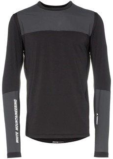 Adidas Agravic panelled top