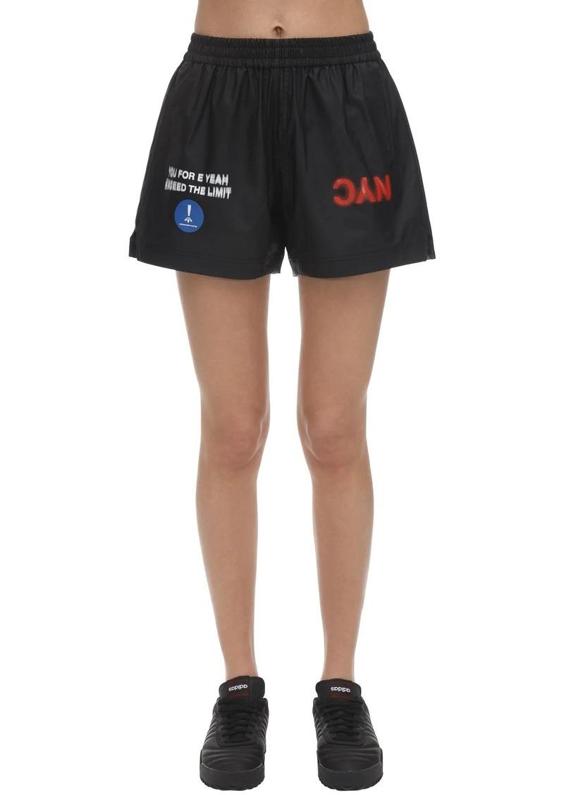 Adidas Alexander Wang Shorts