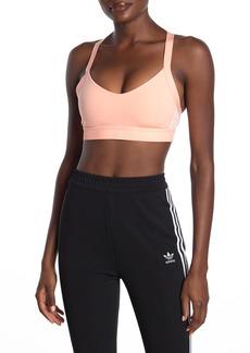 Adidas All Me 3-Stripe Sports Bra