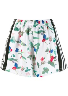 Adidas all over print shorts