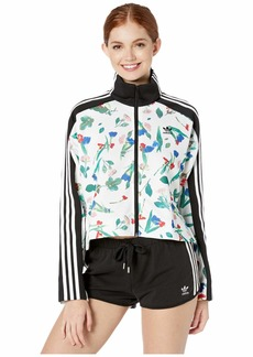 Adidas Allover Print Track Top