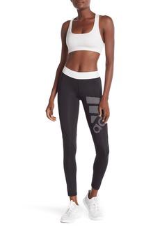 Adidas Ask Logo Print Leggings