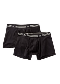 Adidas Athletic Stretch Trunks - Pack of 2
