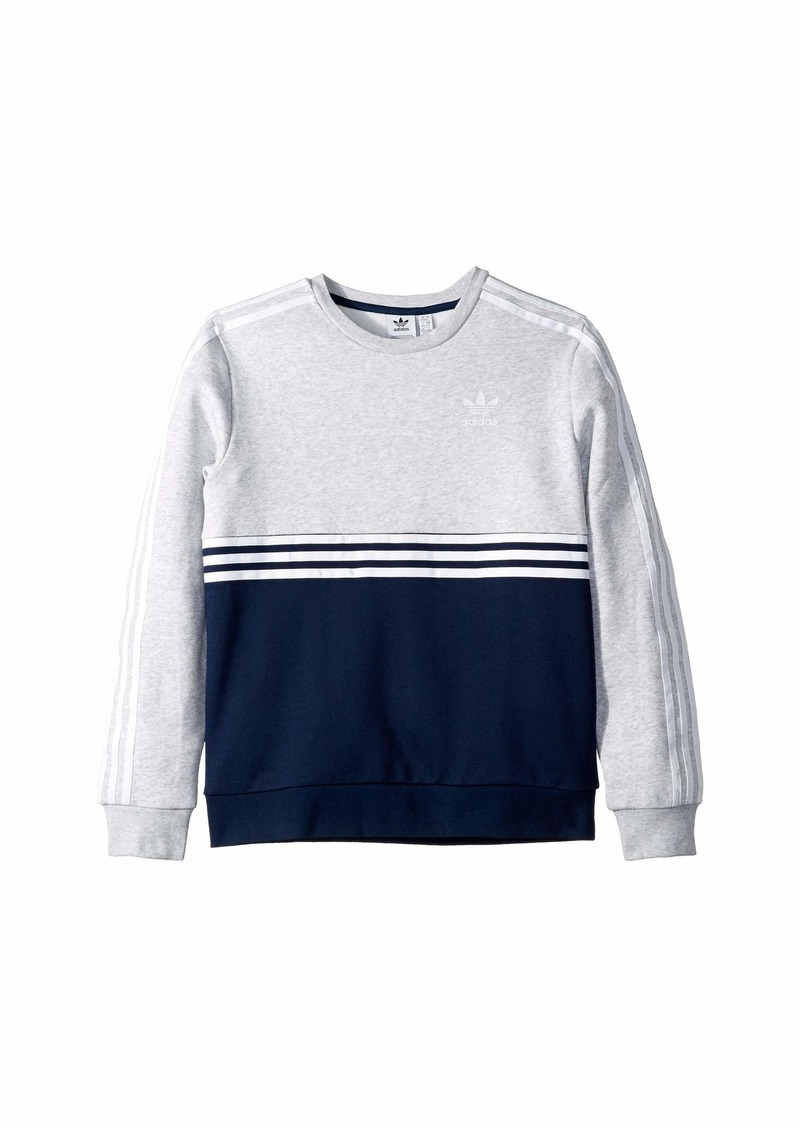 Adidas Authentic Crew (Little Kids/Big Kids)