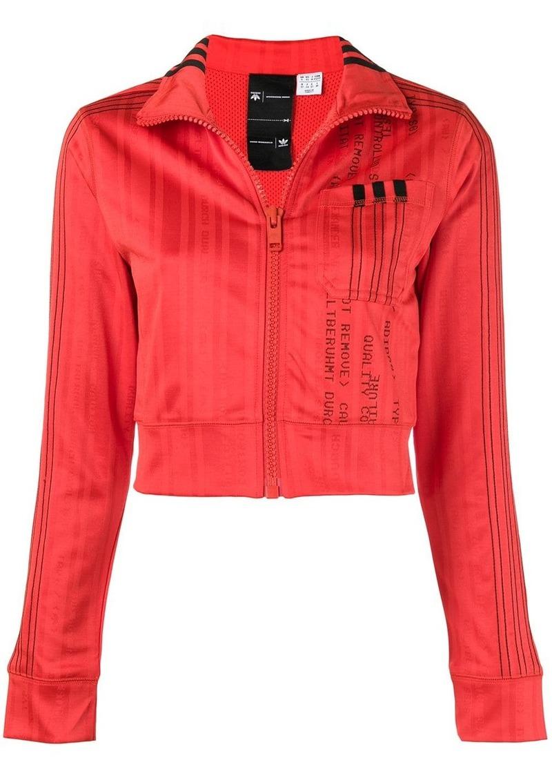 Adidas AW Crop jacket