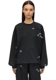 Adidas Aw Nylon Sweatshirt