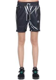 Adidas Aw Printed Track Shorts