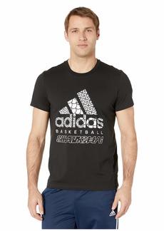 Adidas Badge of Sport Basketball T-Shirt