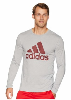 Adidas Badge of Sport Classic Long Sleeve Tee
