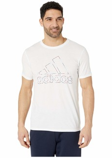 Adidas Badge Of Sport Coded Tee