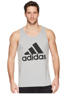 Adidas Badge of Sport Heather Tank Top