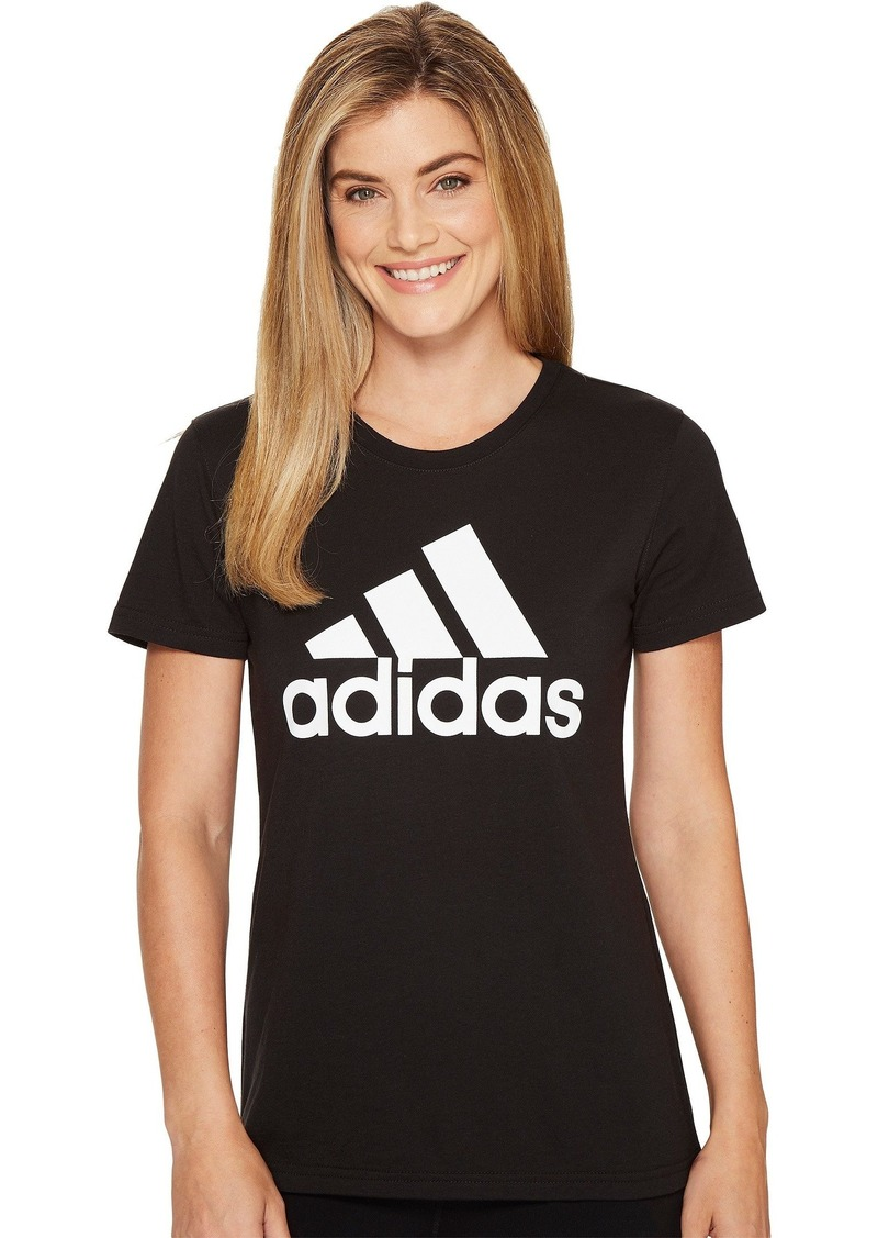 Adidas Badge Of Sport Logo Tee