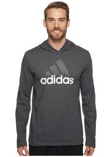 Adidas Badge of Sport Long Sleeve Hoodie