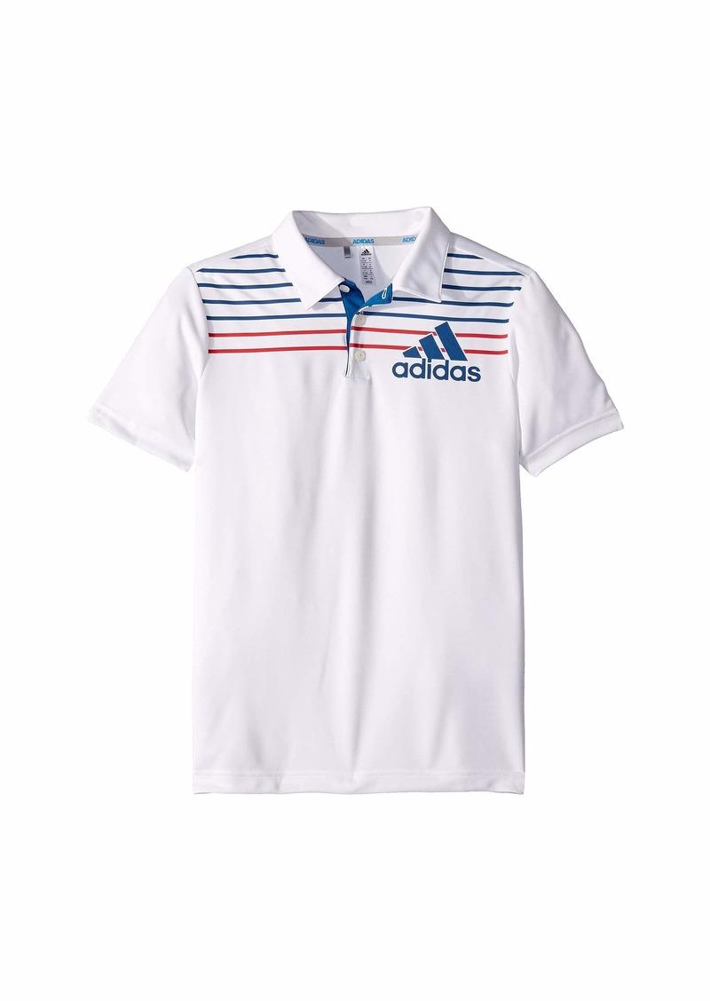 Adidas Badge of Sport Polo (Little Kids/Big Kids)