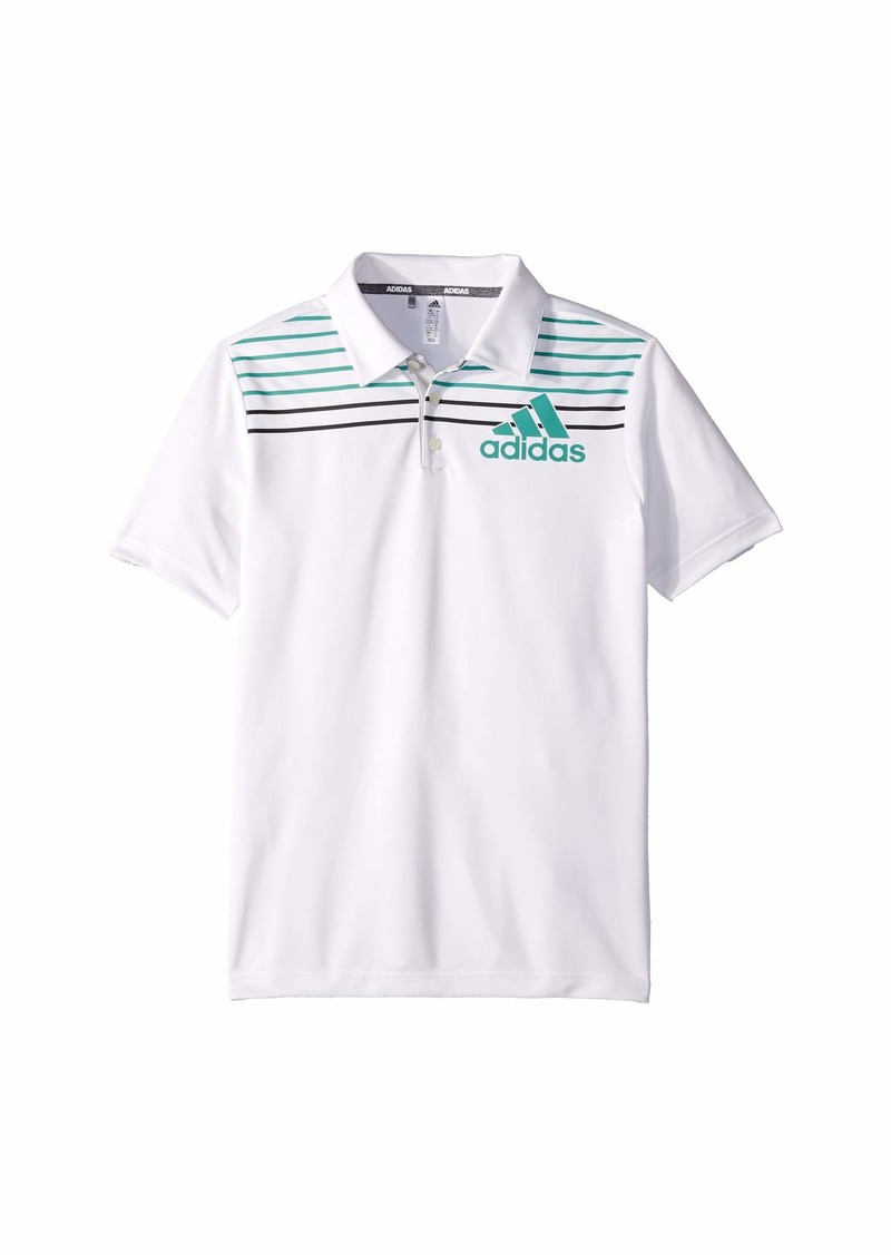 Adidas Badge of Sport Polo (Little Kids/Big Kids)