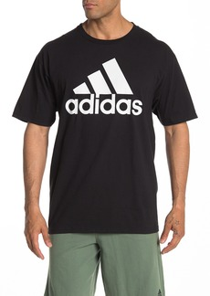 Adidas Badge of Sport Short Sleeve Crew Neck T-Shirt