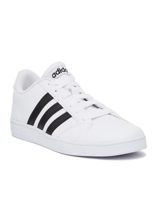 Adidas Baseline Leather Sneaker (Toddler, Little Kid, & Big Kid)