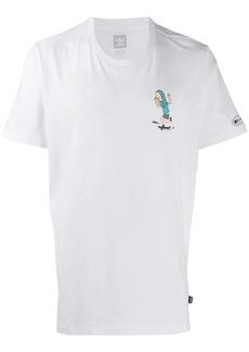 Adidas Beavis and Butthead T-shirt