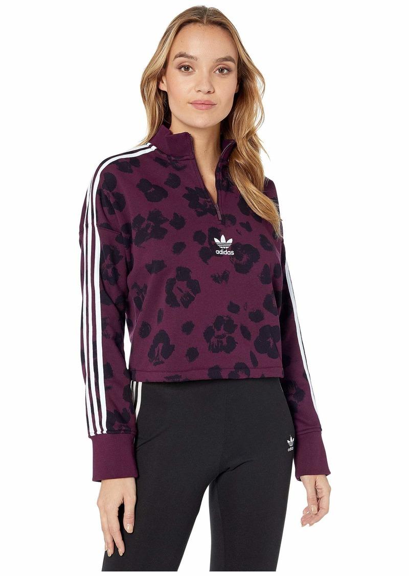 Adidas Bellista Allover Print Sweatshirt