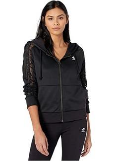 Adidas Bellista Lace Zip Hoodie