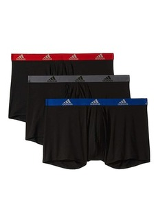 Adidas Big & Tall Climalite® Boxer Brief 3-Pack
