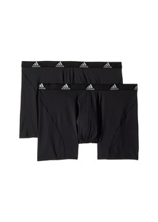 Adidas Big & Tall Sport Performance Climalite® 2-Pack Boxer Brief