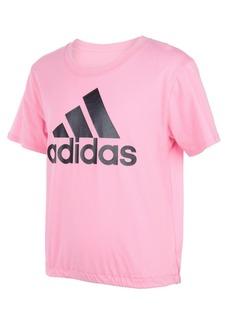Adidas Big Girls Dance T-shirts
