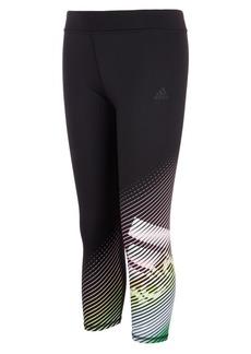 Adidas Big Girls Innovation Graphic Tight Pants