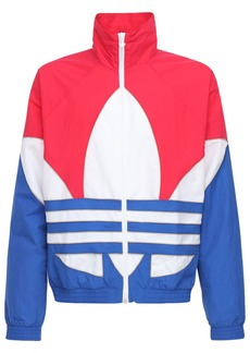 Adidas Big Trefoil Outline Woven Track Top