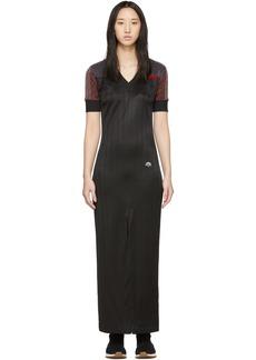 Adidas Black & Brown Disjoin Dress