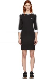 Adidas Black 3-Stripes Dress