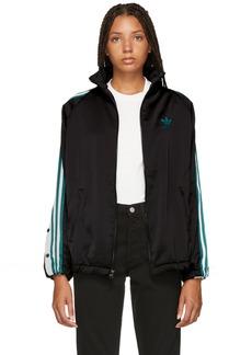 Adidas Black AdiBreak Track Jacket