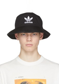 Adidas Black Adicolor Bucket Hat