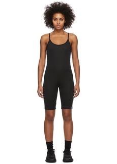 Adidas Black Cycling Bodysuit