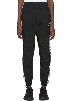 Adidas Black Lock up Lounge Pants