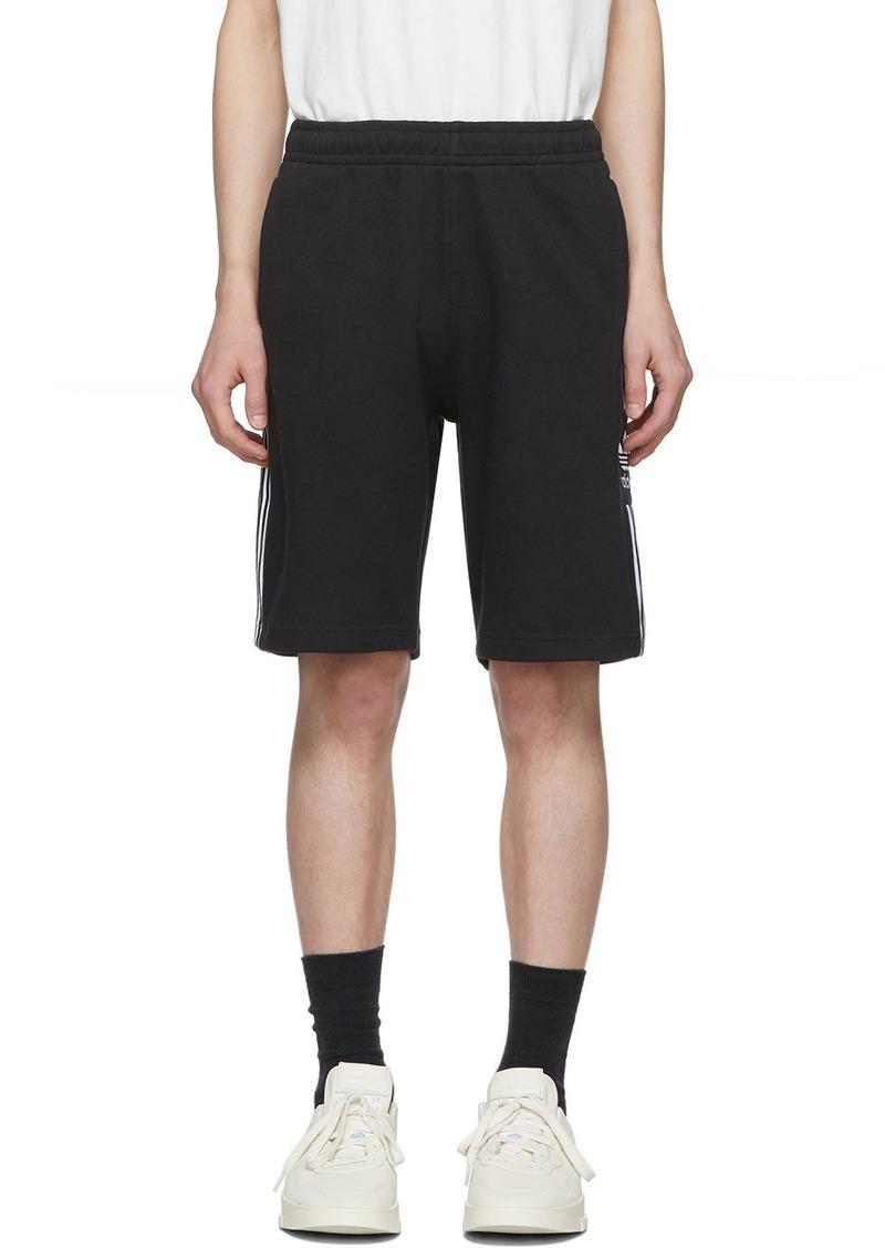Adidas Black Lock Up Shorts