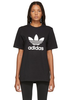 Adidas Black Logo T-Shirt