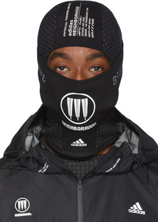 Adidas Black Neighborhood Edition Balaclava