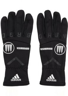 Adidas Black Neighborhood Edition Gloves