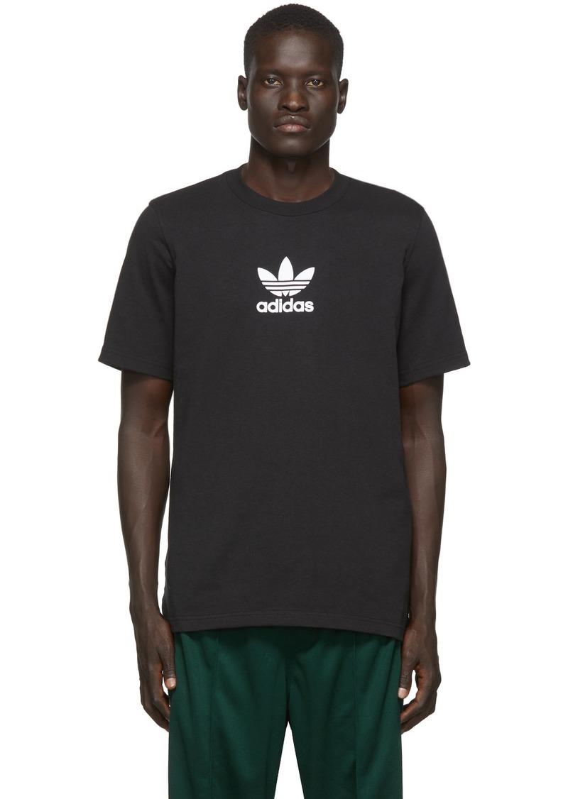 Adidas Black Premium T-Shirt