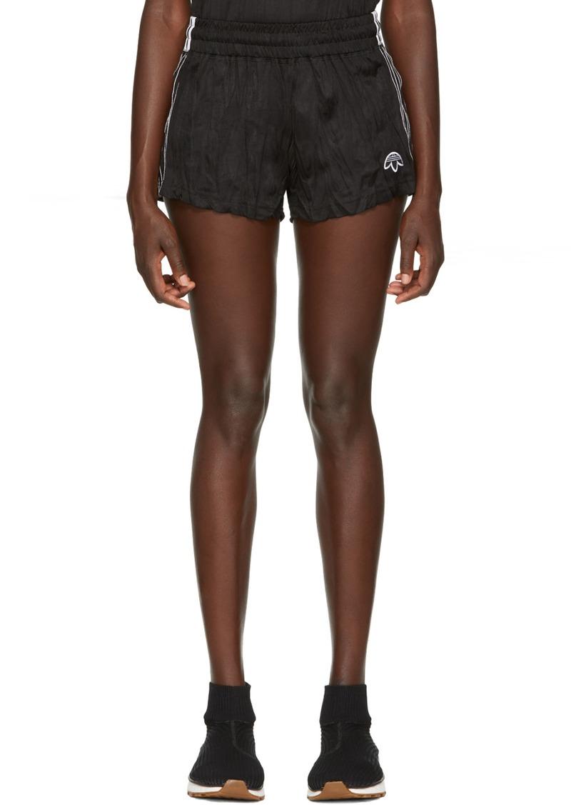 Adidas Black Track Shorts