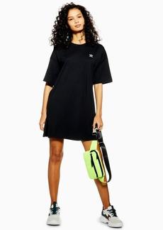Black Trefoil Dress By Adidas