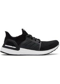 Adidas Black UltraBoost 19 Sneakers