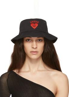 Adidas Black V-Day Bucket Hat