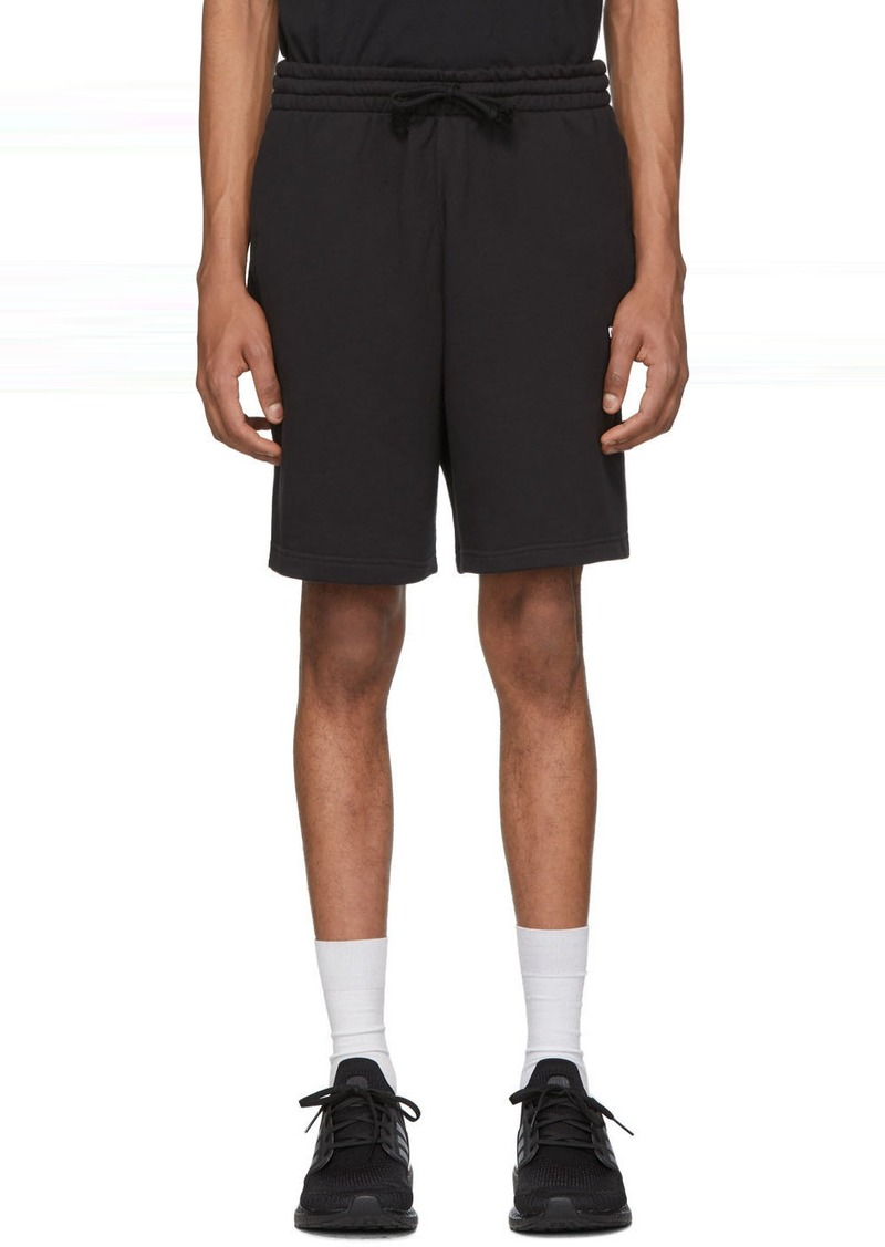 Adidas Black Vocal Track Shorts