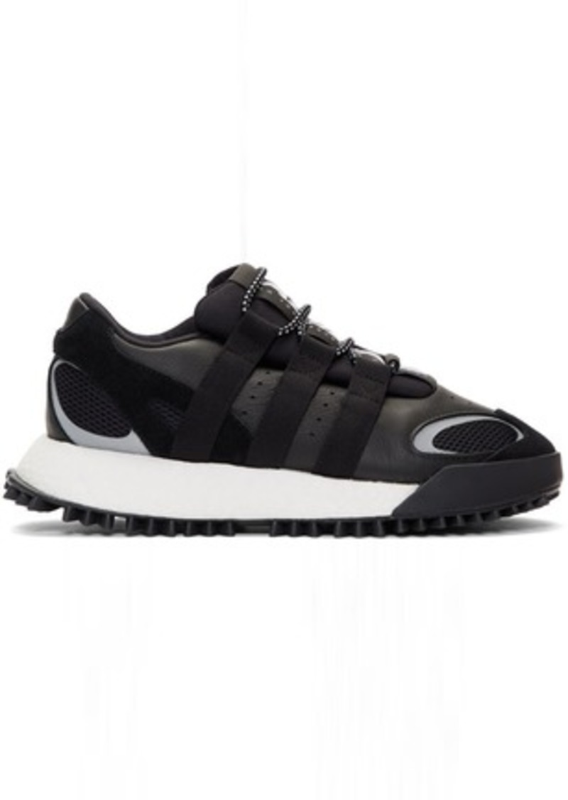 Adidas Black Wangbody Run Sneakers